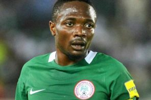Nigeria v Argentina: 'It'll be Fire for Fire' – Ahmed Musa