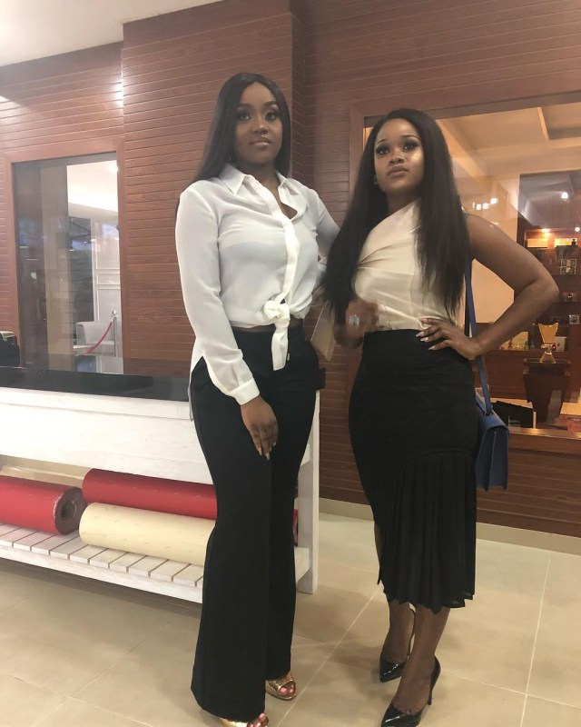 Davido Reacts To Viral Photo Of Chioma And CeeC