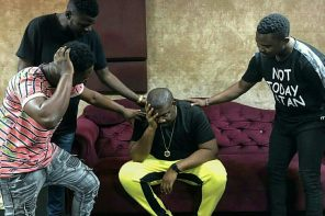 Don Jazzy's Reaction To Linda Ikeji's Pregnancy