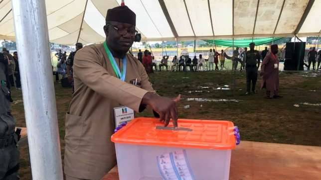 Ekiti APC primary: inconclusive as violence mars exercise