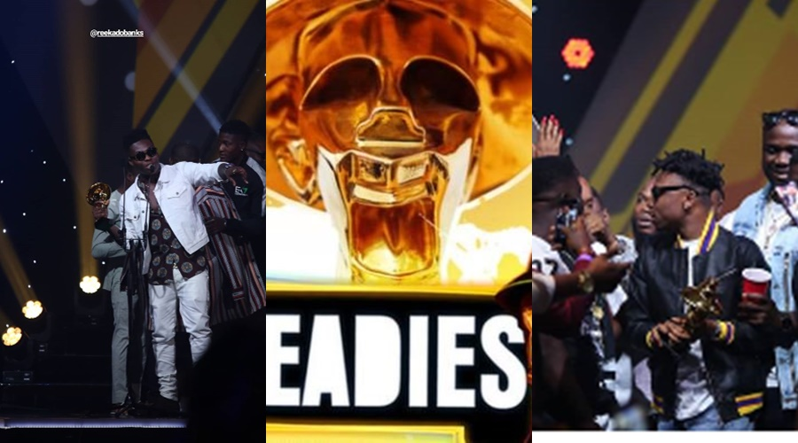 Image result for list of headies award winners 2018