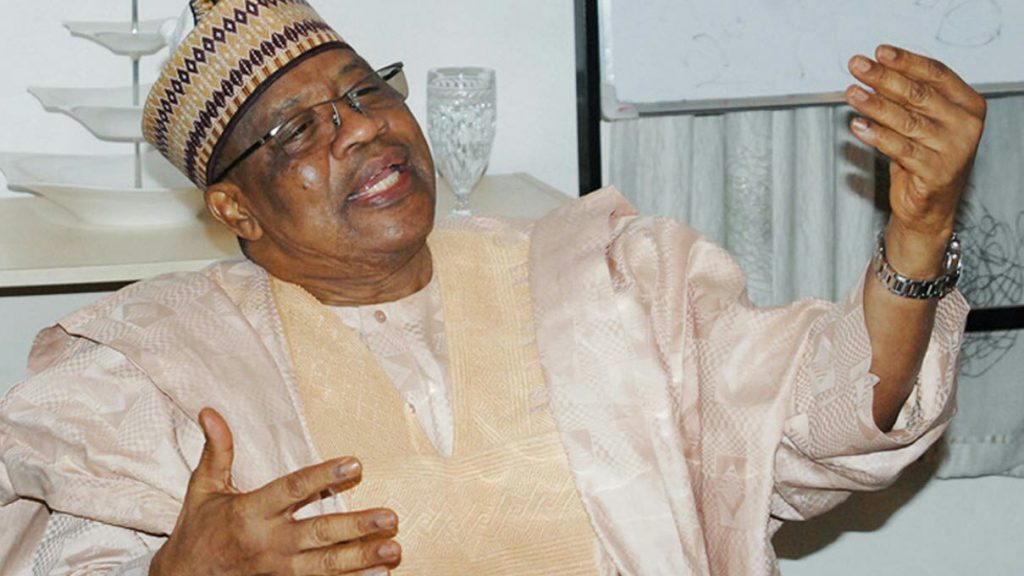 IBB Writes An Open Letter To Buhari [Read Full Text]