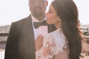 """I'm so lucky""- Kim Kardashian celebrates 4th wedding anniversary to Kanye West"