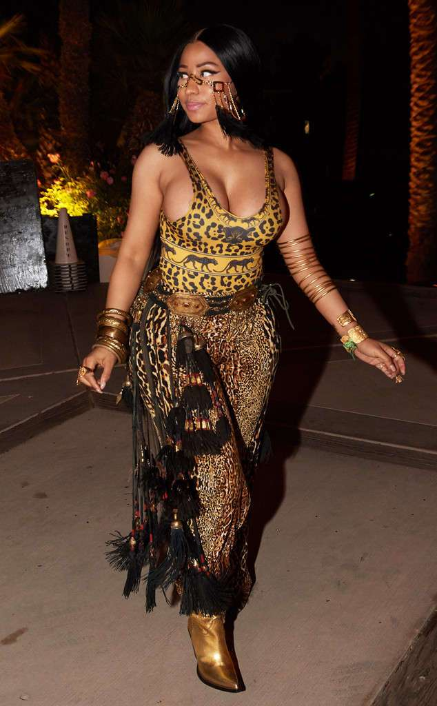 I Ve Been Proposed To 3 Times Nicki Minaj Tells Ladies