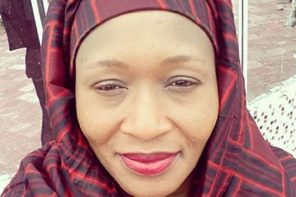 Kemi Olunloyo replies Linda Ikeji; reveals that she is wearing moonbump, shares more details