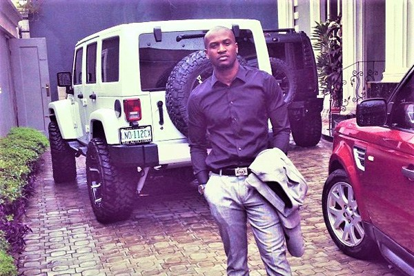 Mr p peter okoye s car garage will leave you in awe for Mister auto garage partenaire