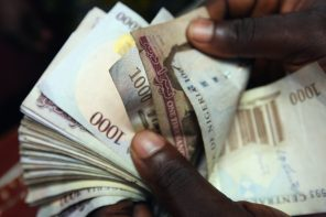Spraying the Naira is punishable by Six Months Imprisonment – CBN