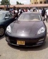 Nigerian Medical doctor/hacker who bought N28m Porsche car with fake bank alert arrested