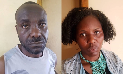 Notorious Nigerian Drug Baron And His Girlfriend Busted In Namibia (Photos)