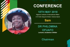 DR. PHILOMINA UYOVIRUME OFUAFO (FRS) TO CHAIR THE 2018 PRIDE WOMEN CONFERENCE