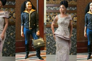 Tonto Dikeh thrills her fans with fabulous photos as she counts down to her 33rd birthday