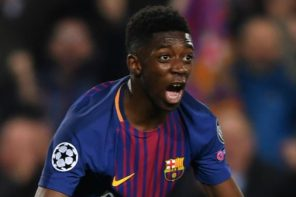 Barcelona places an £88m price tag on Ousmane Dembele