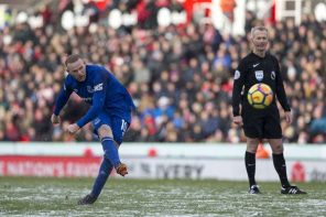 See The Ridiculous Wayne Rooney's Assist That Got Everyone Talking