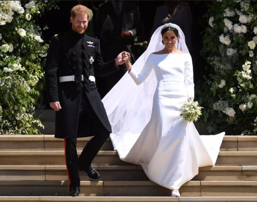 Royal Wedding: What Harry And Meghan Did After Their