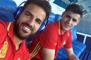 Russia 2018: Spain Leaves Out Fabregas, Alonso, Morata Form Squad