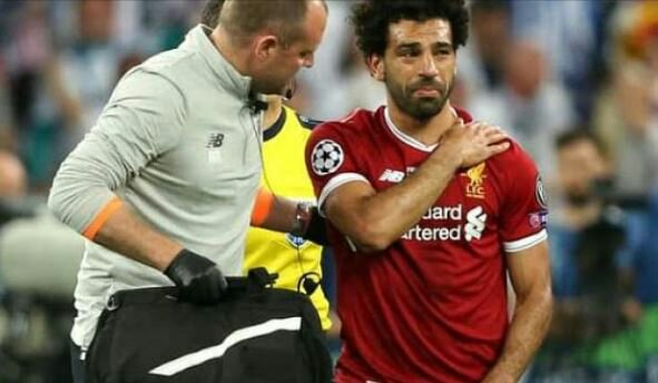 Liverpool Star Salah Confident Of Making World Cup After Horror Injury In Champions League Final