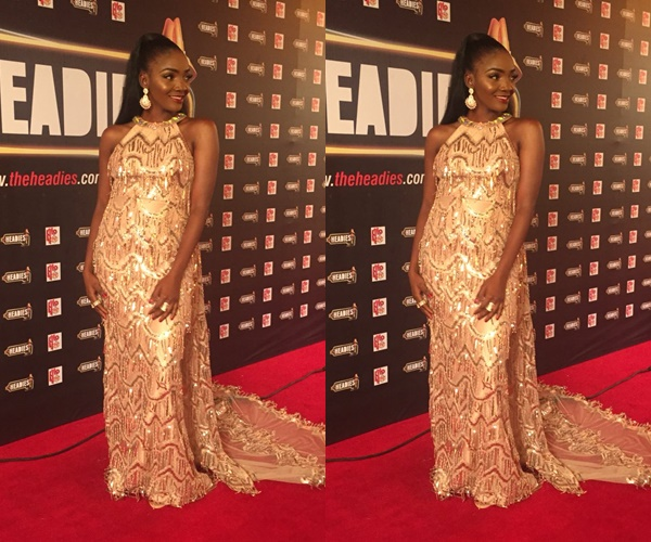 simi stuns on the red carpet of headies2018   information