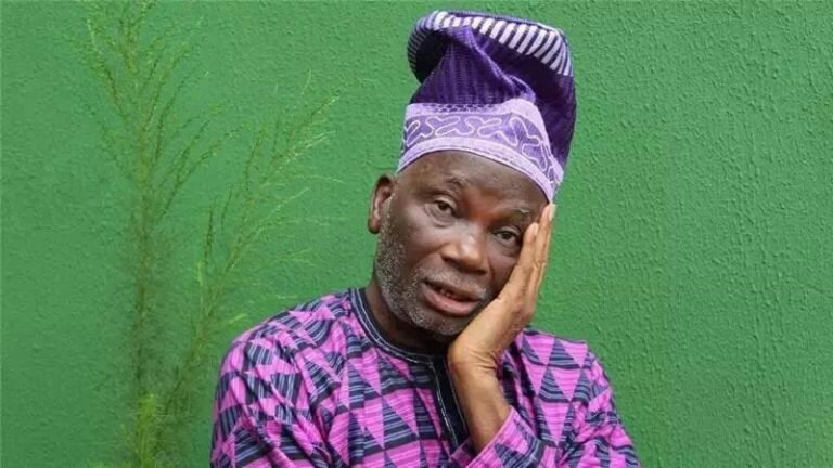 Photos: Meet 82-year-old Taiwo Akinkunmi Who Designed The Nigerian Fag At The Age Of 23 In 1958