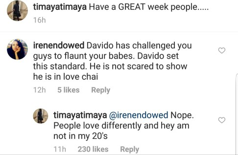 Timaya Reveals Why He Doesn't Show Off His Girlfriend Like