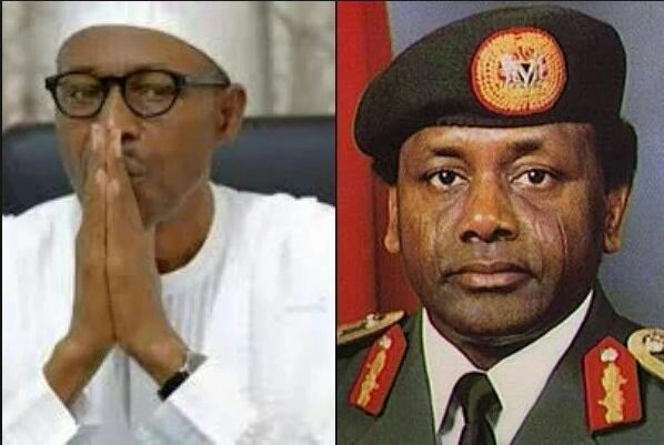 """""""No Matter What You Think About Abacha He Built Roads, Hospitals"""" – Buhari Hails Abacha"""