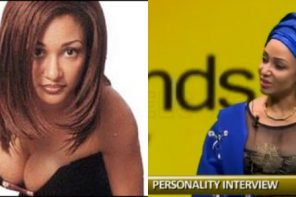 Modupe Ozolua opens up on how she paid to let Nigerians know she had a breast augmentation