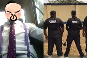 Man reveals how a SARS officer went through his wife's nude pictures in Lagos