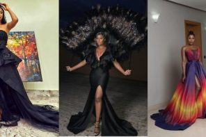 Nigerian celebrities Step Out For MET Gala Themed Event In Stunning Outfits
