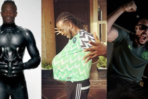 #Russia2018: Nigerians, Celebrities React To Super Eagles Win