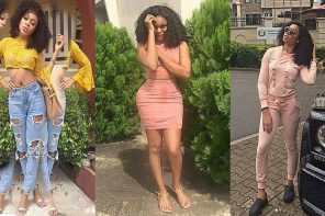 Fans call out ex-BBNaija housemate, Princess over her surprising big hips