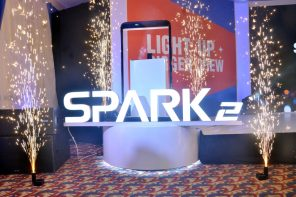 ANOTHER QUARTER, ANOTHER SMARTPHONE: TECNO MOBILE LAUNCHES SPARK 2 WITH GOOGLE ANDROID GO™