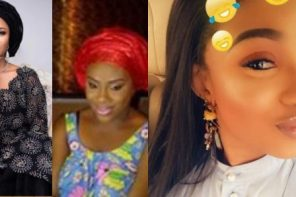 'I can't give more than I have' – Tonto Dikeh replies fan who called her fake