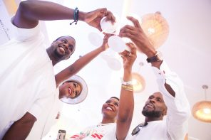 THE MOST TALKED ABOUT PARTY IN LAGOS – MOËT GRAND DAY