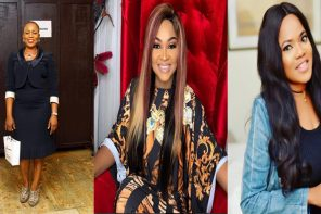 """""""Never allow envious colleagues dash you into pieces"""" – Journalist writes open letter to Mercy Aigbe and Toyin Abraham"""