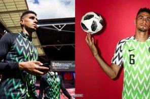 How a witch reportedly led Leon Balogun to play for Nigeria
