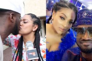 """I deserve it"" Lola Omotayo shares why Peter bought her a Range Rover"