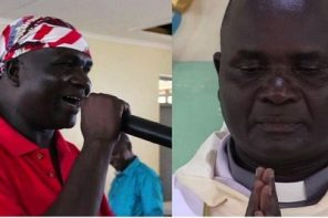 Catholic Priest Suspended For Rapping In Church (Video)