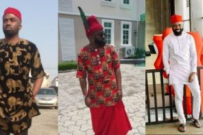 Noble Igwe Conferred Honorary Chieftaincy Title