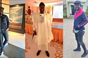 Seyi Law Celebrates His 35th Birthday With New Testimony
