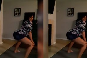 "Gifty twerks in new video, says her number 1 secret is ""f**k who talks s**ts about you and make your cash"""