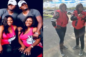 See Photos of Mamuzee twins wives accused of misleading the singers