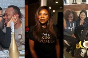 Fathers day: Kemi Adetiba speaks on single mums who blasted their baby daddies on social media yesterday