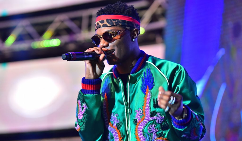 Wizkid Set To Perform At 2018 World Cup Opening Ceremony