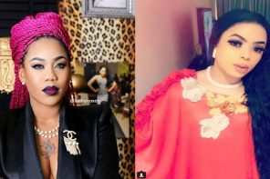 Bobrisky blasts Toyin Lawani for saying married men are entitled to cheat