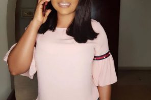 Angela Okorie slams ladies shading their baby daddies on fathers day, Mercy Aigbe reacts