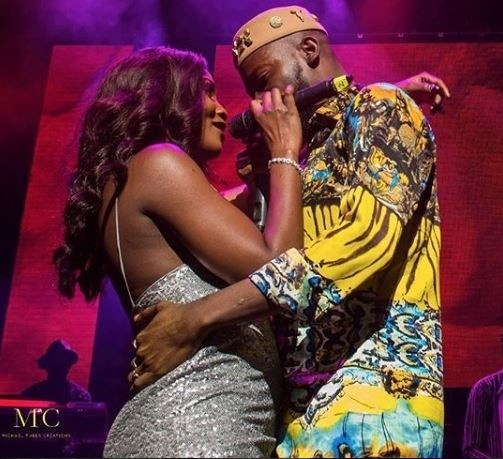 Is adekunle gold still dating simi