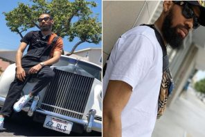 Phyno Shows Off His White Rolls Royce As He Shares New Dope Photos