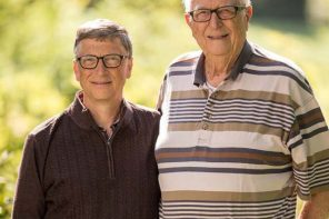 Bill Gates celebrates his dad on Father's Day, calls him the real 'Bill Gates'