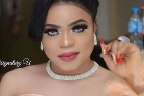 Bobrisky slams his former stylist, Seun for saying he is a ritualist and destiny user
