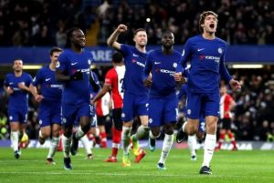 Chelsea 3 Crystal Palace1: Maurizio Sarri Reveals Why Eden Hazard Started From The Bench