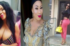 Photos of The Beautiful Woman Battered By Cossy Orjiakor's Neighbour